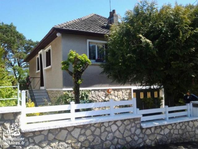 Vente - Maison / villa - LE BLANC - 72 m² - 4 pièces - 970 - 104283