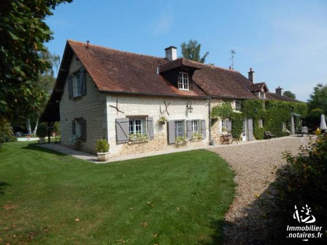 Vente - Maison / villa - MARIGNY MARMANDE - 275 m² - 7 pièces - 37060-298464