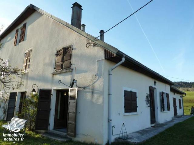 Vente - Maison / villa - FONCINE LE HAUT - 120 m² - 16 pièces - 39023-258438