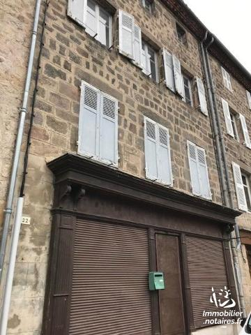 Vente - Maison - Saint-Bonnet-le-Château - 140.0m² - 9 pièces - Ref : 42008-902944