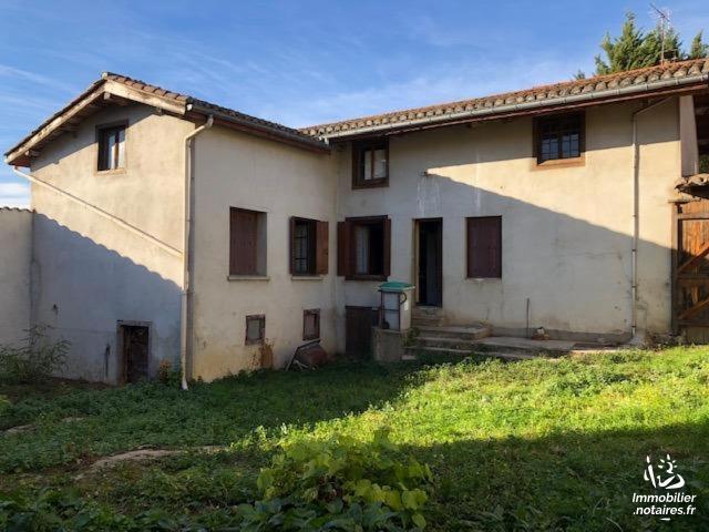Vente - Maison - Saint-Bonnet-les-Oules - 80.00m² - 3 pièces - Ref : 42056-02022