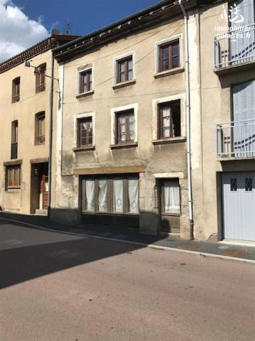 Vente - Maison - Saint-Just-en-Chevalet - 90.00m² - 4 pièces - Ref : 42083-308433