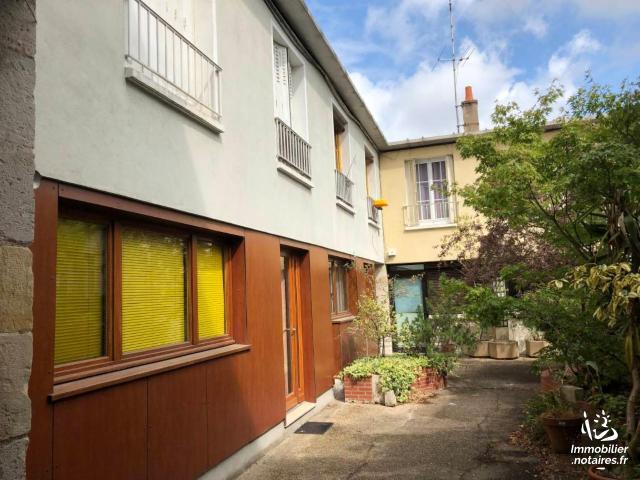 Vente - Appartement - Orléans - 87.72m² - 4 pièces - Ref : 45007-371383