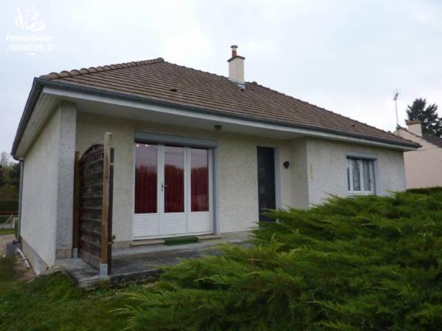 Vente - Maison / villa - VILLEMANDEUR - 73 m² - 4 pièces - 45050-300446