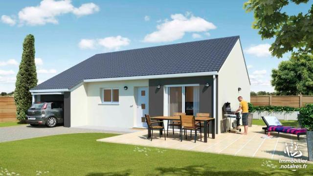 Vente - Maison - Cepoy - 80.00m² - 5 pièces - Ref : 45050-358356