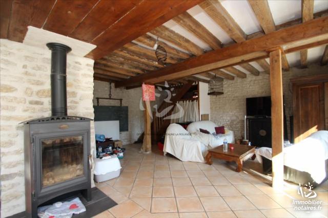 Vente - Maison - Givraines - 98.00m² - 4 pièces - Ref : 45075-127