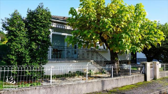 Vente - Maison - Capdenac-Gare - 74.00m² - 4 pièces - Ref : 19.086