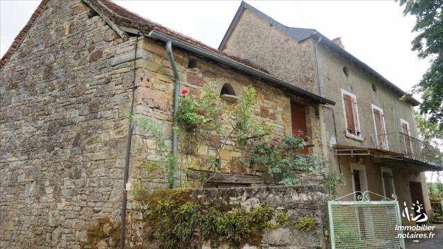 Vente - Maison - Capdenac-Gare - 62.00m² - 3 pièces - Ref : 19.097