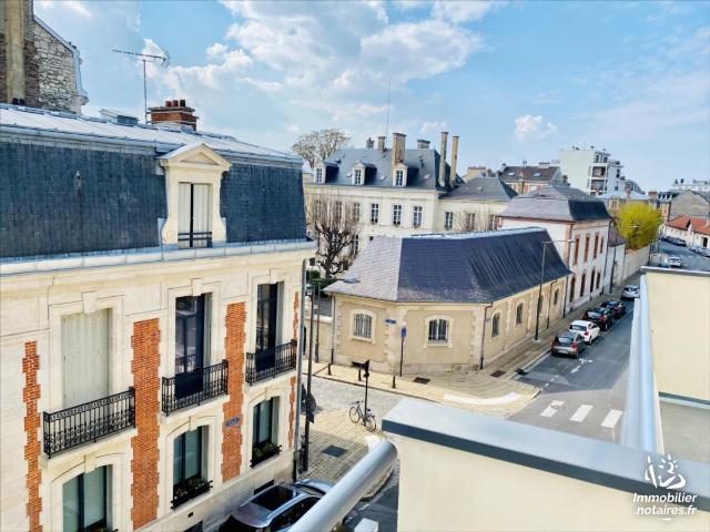 Vente - Appartement - Reims - 3 pièces - Ref : 51048-899574