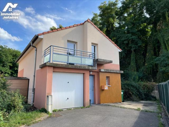 Vente - Maison - Pont-à-Mousson - 110.0m² - 6 pièces - Ref : 54019-927079