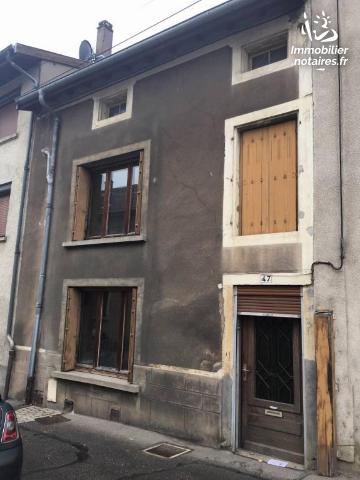 Vente - Maison - Pagny-sur-Moselle - 82.00m² - 3 pièces - Ref : 54019-376433