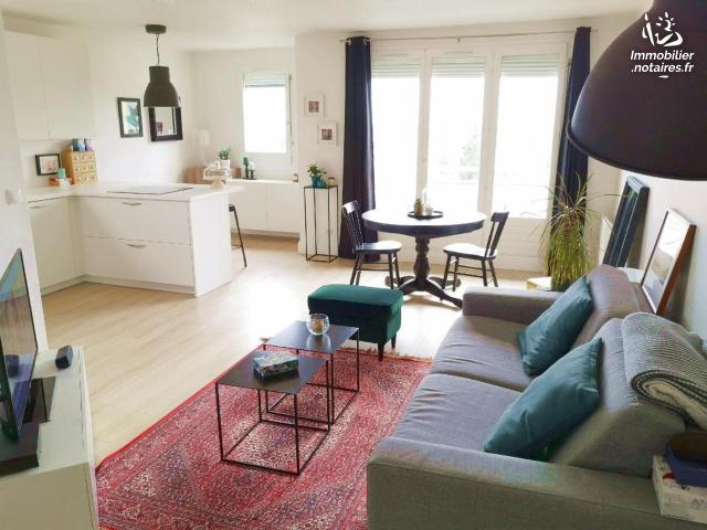 Vente - Appartement - Nancy - 66.00m² - 4 pièces - Ref : 54023-376530