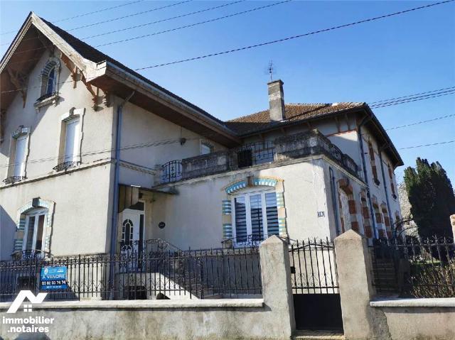 Vente - Maison - Metz - 282.0m² - 10 pièces - Ref : 21/553A