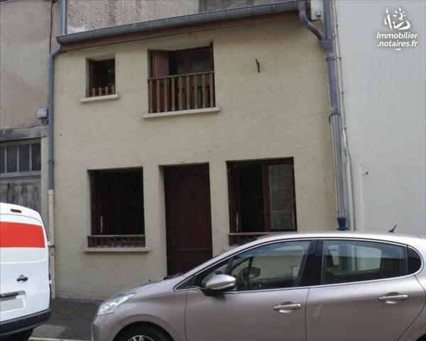 Vente - Maison - Toul - 56.00m² - 3 pièces - Ref : 54058-31636