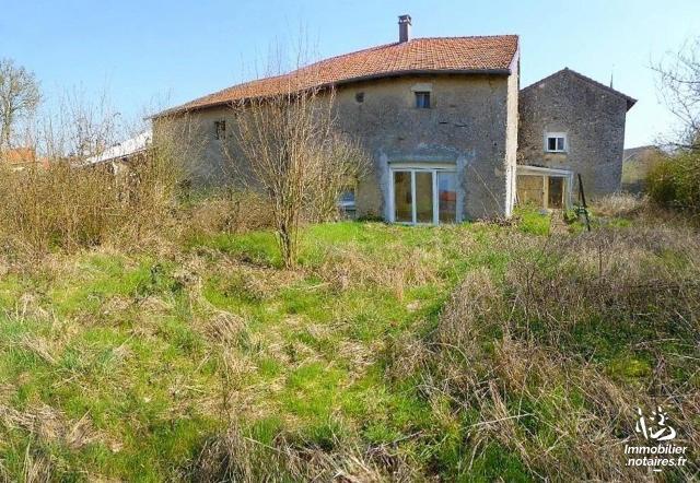 Vente - Maison - Noviant-aux-Prés - 152.00m² - 4 pièces - Ref : 54063-192051