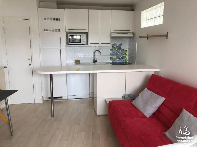 Vente - Appartement - CARNAC - 30,04 m² - 2 pièces - A1308