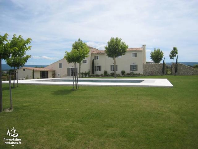 Vente - Maison - Mazan - 350.00m² - 10 pièces - Ref : 344538