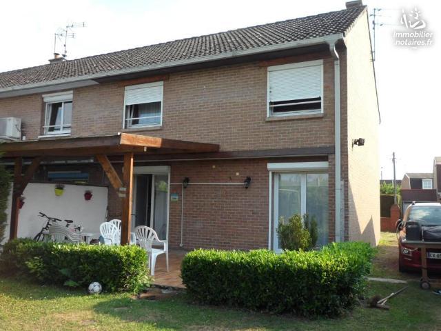 Vente - Maison / villa - GUESNAIN - 100 m² - 5 pièces - 59104-266181