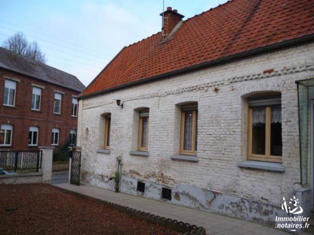 Vente - Maison / villa - SOLESMES - 76 m² - 3 pièces - 59197-269671