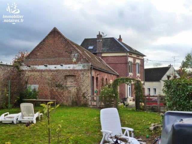 Vente - Maison / villa - CARNIERES - 180 m² - 9 pièces - 59197-309038