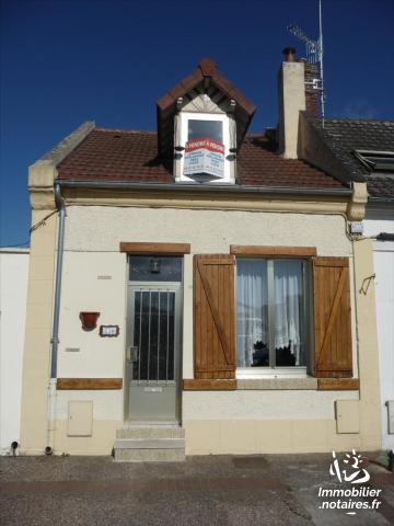 Vente - Maison - Pont-l'Évêque - 78.00m² - 3 pièces - Ref : 60098-06877