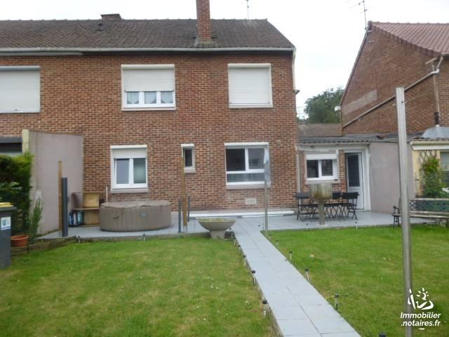 Vente - Maison / villa - DOUVRIN - 110,6 m² - 5 pièces - 62029-335248
