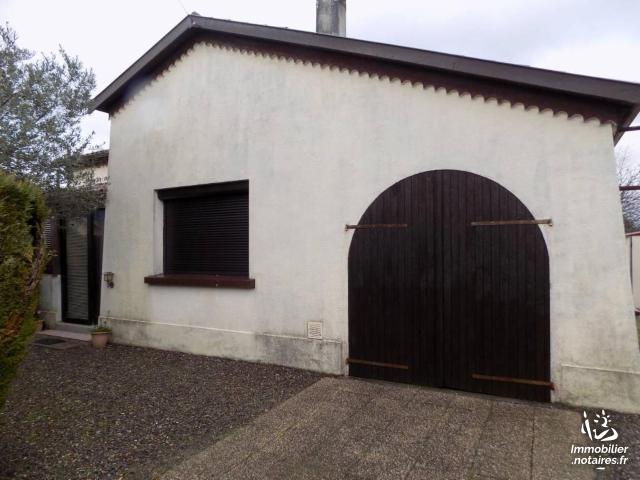 Vente - Maison - Tarbes - 72.00m² - 3 pièces - Ref : 65002-356612