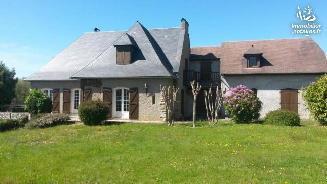 Vente - Maison - Tarbes - 142.00m² - 6 pièces - Ref : 65003-362967