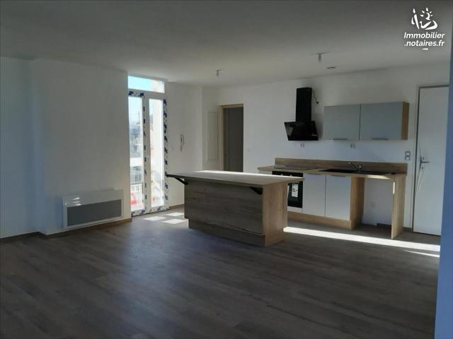 Location - Appartement - Séméac - 68.00m² - 3 pièces - Ref : 65009-251366