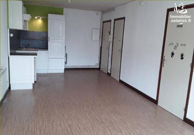 Vente - Appartement - Tarbes - 39.77m² - 2 pièces - Ref : 65009-211354