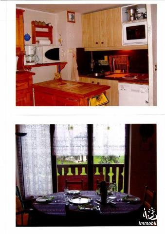 Vente - Appartement - Praz-sur-Arly - 48.00m² - 2 pièces - Ref : 72012-291931
