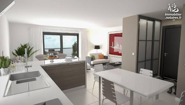 Vente - Appartement - LA RAVOIRE - 84,63 m² - 4 pièces - LOT 002