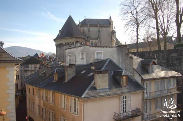 Vente - Appartement - Chambéry - 60.00m² - 2 pièces - Ref : 73003-267910