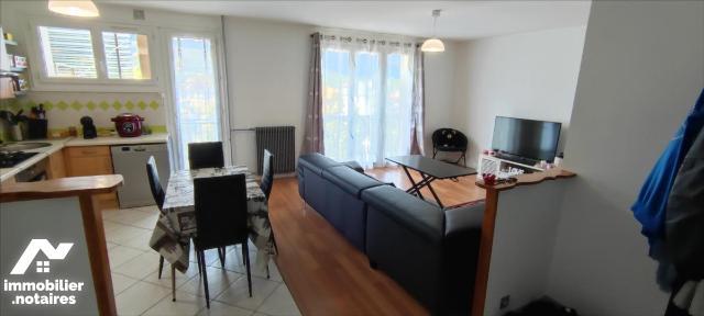 Vente - Appartement - Chambéry - 78.47m² - 4 pièces - Ref : 73006-932672
