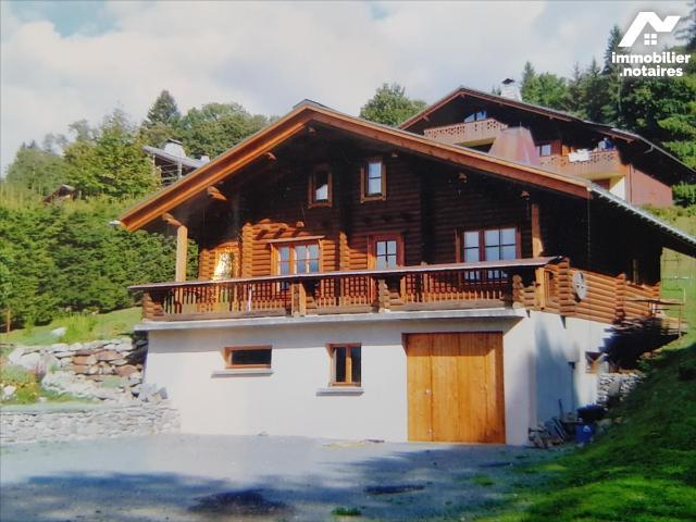 Vente - Maison - Houches - 85.0m² - 4 pièces - Ref : 73011-908506