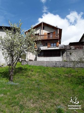 Vente - Maison - Entremont-le-Vieux - 92.00m² - 5 pièces - Ref : 73014-324070