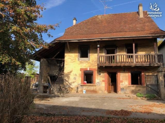 Vente - Maison - Pont-de-Beauvoisin - 126.00m² - 5 pièces - Ref : 73017-348464