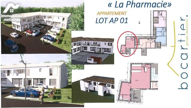 Vente - Appartement - Marsilly - 2 pièces - Ref : 79006-925185