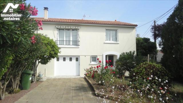 Vente - Maison - Niort - 116.0m² - 5 pièces - Ref : 79006-927497