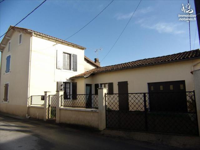 Vente - Maison - Loubillé - 70.00m² - 5 pièces - Ref : 20 065