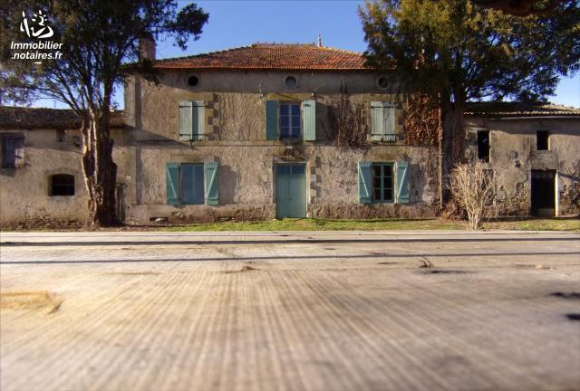 Vente - Maison - Melleran - 120.0m² - 4 pièces - Ref : 21 052