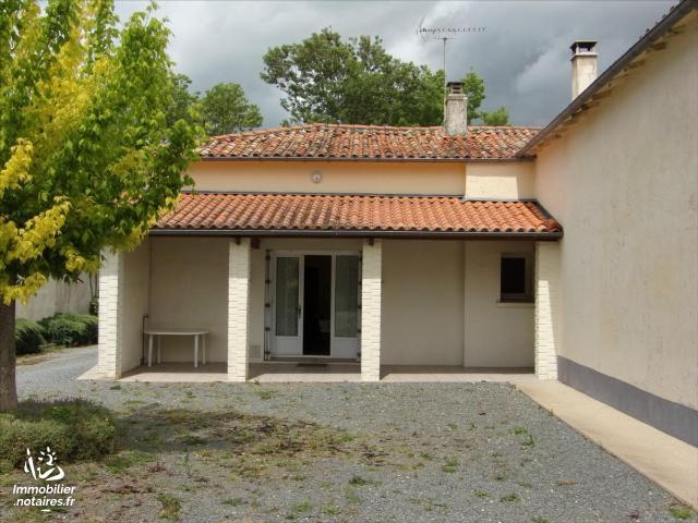 Vente - Maison - Chizé - 97.0m² - 6 pièces - Ref : 21 593