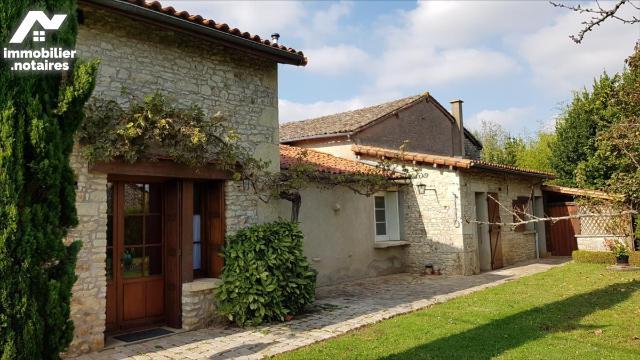 Vente - Maison - Saint-Saviol - 103.0m² - 4 pièces - Ref : 21 1246