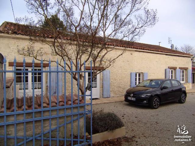 Vente - Maison - Romazières - 150.0m² - 5 pièces - Ref : 19 081