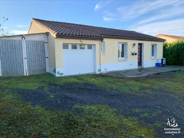 Vente - Maison - Mougon-Thorigné - 69.97m² - 11 pièces - Ref : 79081-255715