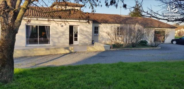 Vente - Maison - Bessines - 133.82m² - 10 pièces - Ref : 79081-261014