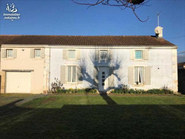Vente - Maison - Niort - 125.64m² - 5 pièces - Ref : 79081-328718