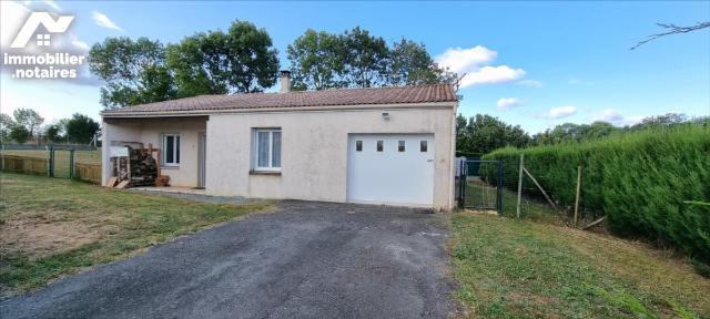 Vente - Maison - Aigondigné - 79.21m² - 4 pièces - Ref : 79081-925334