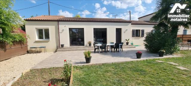 Vente - Maison - Magné - 102.92m² - 4 pièces - Ref : 79081-926157
