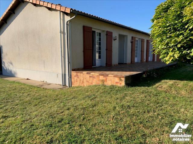 Vente - Maison - Niort - 102.56m² - 4 pièces - Ref : 79081-928907